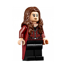 Lego Scarlet Witch 76051 Fabric Skirt Civil War Super Heroes Minifigure