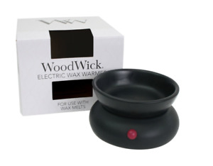 Woodwick Electric Wax Melter Wax Melts Home Living Aromatherapy Diffuser