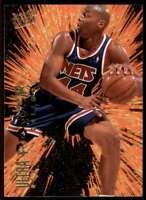 1994-95 Fleer Ultra Ultra Power Derrick Coleman New Jersey Nets #2