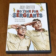 No Time for Sergeants 1957 Comedy Andy Griffith Don Knotts Widescreen DVD
