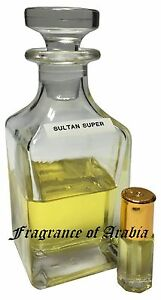 Sultan Super Concentrated Perfume Oil Attar by al haramain 3ml, 6ml, 12ml, 36ml