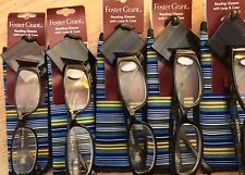 Foster Grant Women's Reading Glasses 1.0 Strength-5 PAIR LOT
