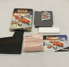 Nintendo Nes Game Road Fighter Boxed (1985)