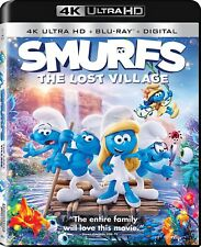 Smurfs: The Lost Village (4K Ultra HD Blu-ray Disc ONLY, 2017)