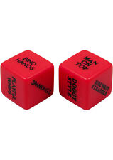 Kinky BDSM Dice Game  Valentines Day Couples Play
