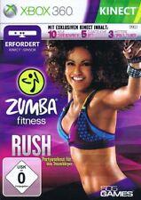 Zumba Fitness: RUSH XBOX 360 (kinect necessario) festa treadmill per corpo da sogno