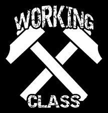 Working Class patch/écusson Nouveau Skinhead Oi Oi! Punk Punk Rock Trojan Spirit