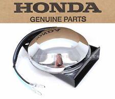 New Genuine Honda Horn 69-83 CB500 CB550 CB750 CB750F GL1000 GL1100 OEM #G82
