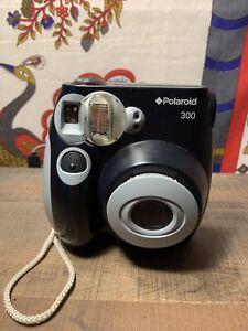 Polaroid 300 Instant Camera Working