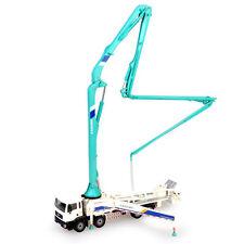 KDW 1:55 Scale Diecast Concrete Pump Truck Construction Vehicle Car Model Toys