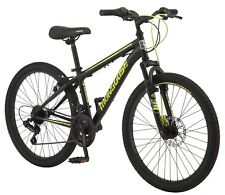"""🔥 Mongoose Excursion Mountain Bike, Boys', 24"""", Black, Assembly Required"""