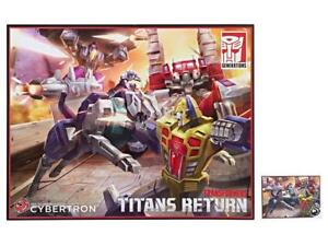 NEW SEALED Transformers Titans Returns Siege on Cybertron Set BBTS Exclusive USA