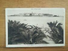 CPA - Années 30 - Saint Malo - Vue de la palmeraie de Dinard 1934