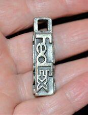 Fedex Logo Pewter Typeset Block Typeset Printing Accessories Advertizing Logo