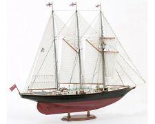 """Genuine, new wooden model ship kit by Billing Boats: the """"Sir Winston Churchill"""""""