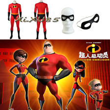 Exclusive sales Incredibles 2 Bob Parr Mr. Incredible Cosplay costume Jumpsuits