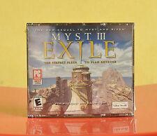 Myst III: Exile (Windows/Mac, 2001) New Sealed 3