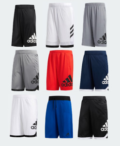 Adidas Shorts Mens Small to 2XL Authentic Basketball Pro Bounce BOS and More