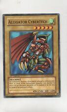 Yu-Gi-Oh - Alligator cybertech - 5DS2-FR003  (A5643)