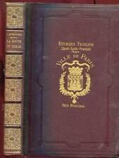 JEAN DYBOWSKI: LA ROUTE DU TCHAD. CARTONNAGE. FIRMIN-DIDOT. DEBUT 1900.