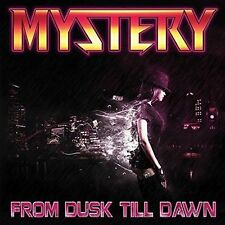 Mystery-From Dusk Till Dawn-CD NUOVO NEW