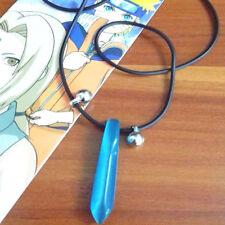 Blue Naruto Pendant Halskette Anime Tsunade Uzumaki  Necklace Cosplay