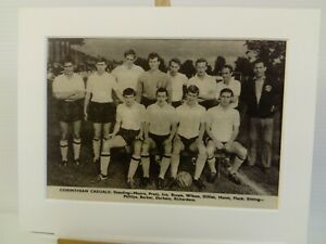 Amateur football team print  CORINTHIAN CASUALS F.C.