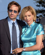 Tea Leoni and David Duchovny UNSIGNED photo - E1694