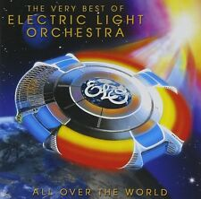 ELECTRIC LIGHT ORCHESTRA / ELO VERY BEST OF: ALL OVER THE WORLD GREATEST HITS CD