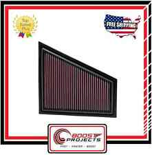 K&N Replacement Air Filter BMW 520I / 528I / Z4 SDRIVE / X1 * 33-2963 *