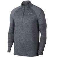 Nike Mens Element Hz 2.0 Running Jacket AQ7903-010 Small Gray Running MSRP $65
