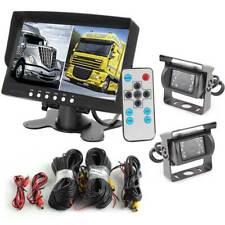 Rückfahrkamera + 15M Kabel Lkw Bus & Transporter + Monitor -Bis 5 Jahre Garantie