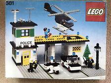 Caja Lego Comisaria Policia ref.381