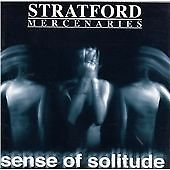 Stratford Mercenaries - Sense of Solitude  - CD crass dirt flux of pink indians