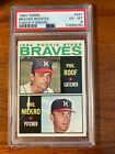 1964 Topps PHIL NIEKRO #541 Rookie Card PSA 6 - Excellent MINT. rookie card picture
