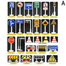 28Pc Car Toy Accessories Traffic Road Sign Kids Children Play Learn Toys GameS