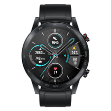 HONOR WATCH MAGIC 2 46MM CHARCOAL BLACK SILICONE WRISTBAND Smart Watch