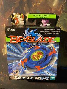 Original Hasbro Beyblade: 2000 Dranzer Auto Change Balancer (27) in box