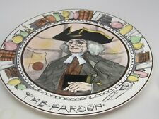 """The Parson Royal Doulton Plate Made in England/Uk 10-1/2"""" Across"""