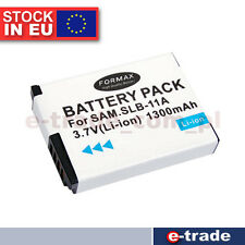 SLB-11A Battery For Samsung WB600 WB-600 WB-610 WB650 WB-650 WB660 WB-660