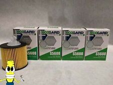 Synthetic Oil Filter for 2007-2018 Lexus RX350 with 3.5L Engine 10k Mile x4