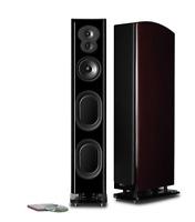 Polk LSiM705 Floor Standing Speaker - Black