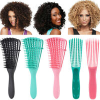 Tangle Styling Anti-tie Knot Comb Detangler Hairbrush Magic Detangling Brush Hot