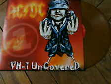 AC DC Vh-1 Uncovered LP Live London 96  Vynil Couleur