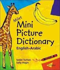 Milet Mini Picture Dictionary (English-Arabic) (Board Book)