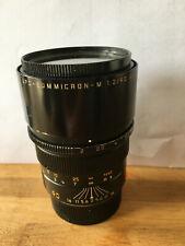 Leica APO-SUMMICRON-M 90mm f/2 Asph E55