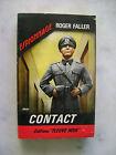 Roger FALLER - Contact - Fleuve noir espionnage - EO