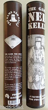 "NED KELLY The Bushranger Game Australian ""PEWTER"" Edition Adults or Kids 8 Plus"