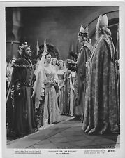 KNIGHTS OF THE ROUND TABLE photo AVA GARDNER/MEL FERRER original publicity still