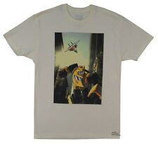 Transformers Bumblebee Vs Starscream Autobot 80's Licensed Adult T-Shirt
